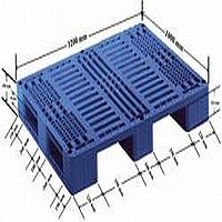 Ercon Four Way Entry Pallet
