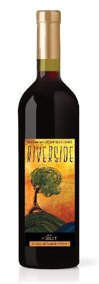 Riverside Merlot Wine