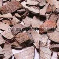 Coconut Shell Pieces