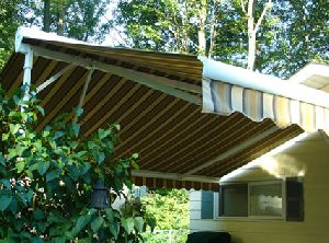 Butterfly Awning