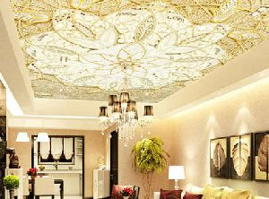 Ceiling Roof Wallpaper