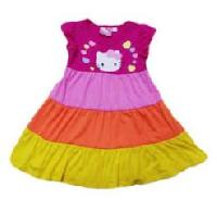 Baby Girl Colourful Frocks