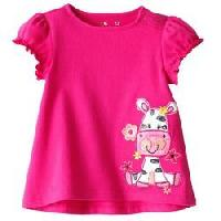 Baby Girls' Printed Tops