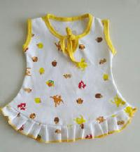 Baby Girls' Sleeveless Frocks