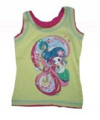 Baby Girls' Tank Tops