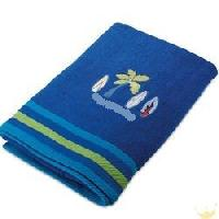 Embroidered Terry Towel