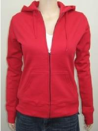 Ladies' Jackets with Hoodies
