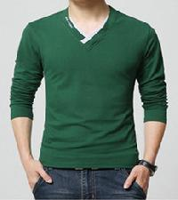 Mens' V neck T-Shirts