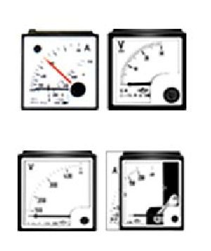 Moving Iron & Moving Coil Meters