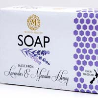 Manuka Honey And Lavender Soap