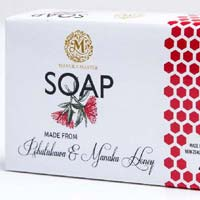 Manuka Honey And Pohutukawa Soap