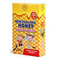 Honey Sweets for Kids