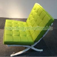 Barcelona Knoll Cushion Chair