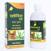 Cura Aloevera Ras With Honey