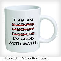 Advertising Gift for Engineers