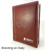 Brandding on Diary