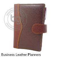 Business Leather Planners