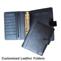 Customized Leather Folders