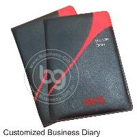Customized Business Diary