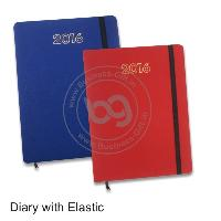 Diary with Elastic