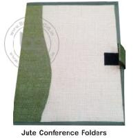 Jute Conference Folders