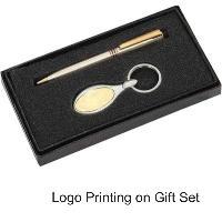 Logo Printing on Gift Set