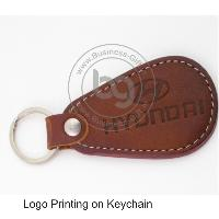Logo Printing on Keychains