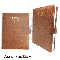 Magnet Flap Diary