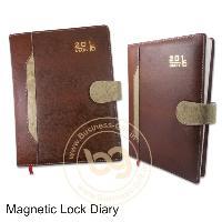 Magnet Lock Diary