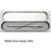 Metal Give Away Gifts