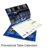 Promotional  Table Calendars