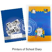 Printer of School Diary
