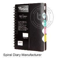 Spiral Diary Manufacturer