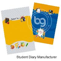 Student Diary Manufacturer