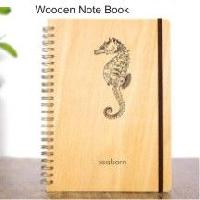 Wooden Note Book