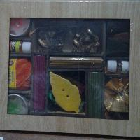 Wooden Gift Box 01