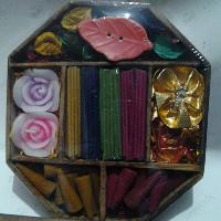 Wooden Gift Box 02