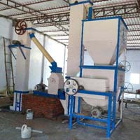 Cattle Feeding Machine