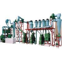 Flour Mill Plant