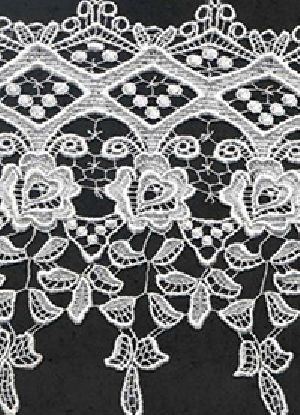 Lace Embroidery Fabrics