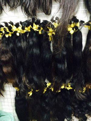 Virgin Human Hairs 01
