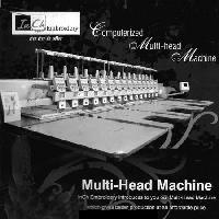 Computerized Multi Head Embroidery Machine