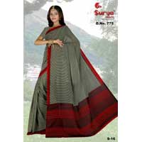 D. No. 775(c) Chiffon Printed Saree