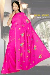 Embroidered Sarees - 201