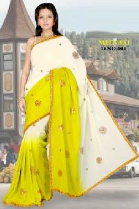 Embroidered Sarees - 401