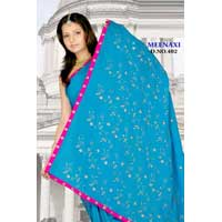 Embroidered Sarees - 402