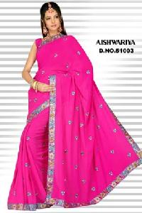 Embroidered Sarees - 51003