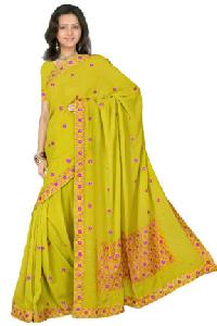 ES - 001 Embroidered Sarees