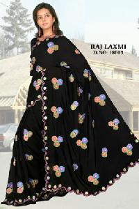 Raj Laxmi D. No. 18013 Embroidered Sarees