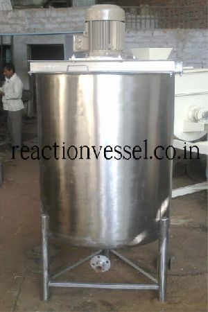 Cosmetic Lotion Blending Machine